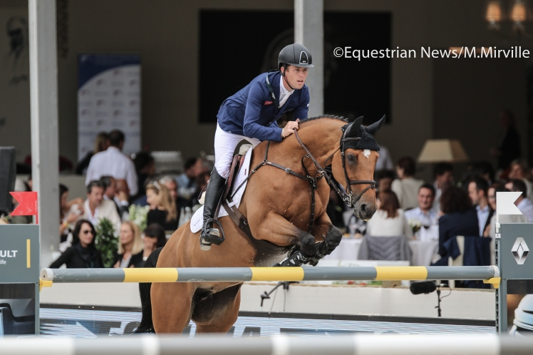 Scott Brash (GBR) riding on Ursula XII.
