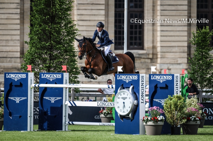 Global Champions Tour Chantilly 2016