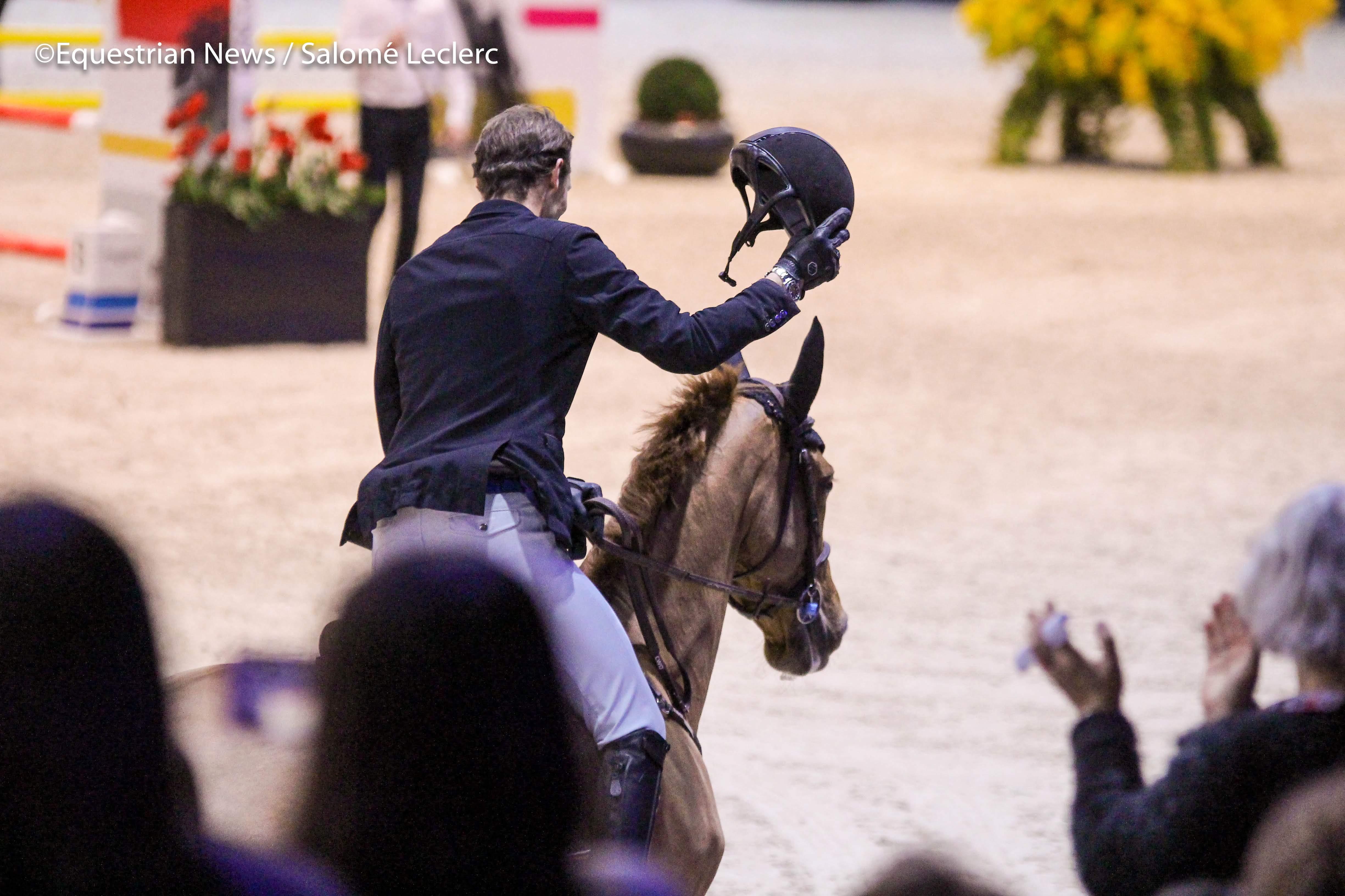 ©©Longines Masters _ Equestrian _ News _ Salomé Leclerc _Puissance-0379