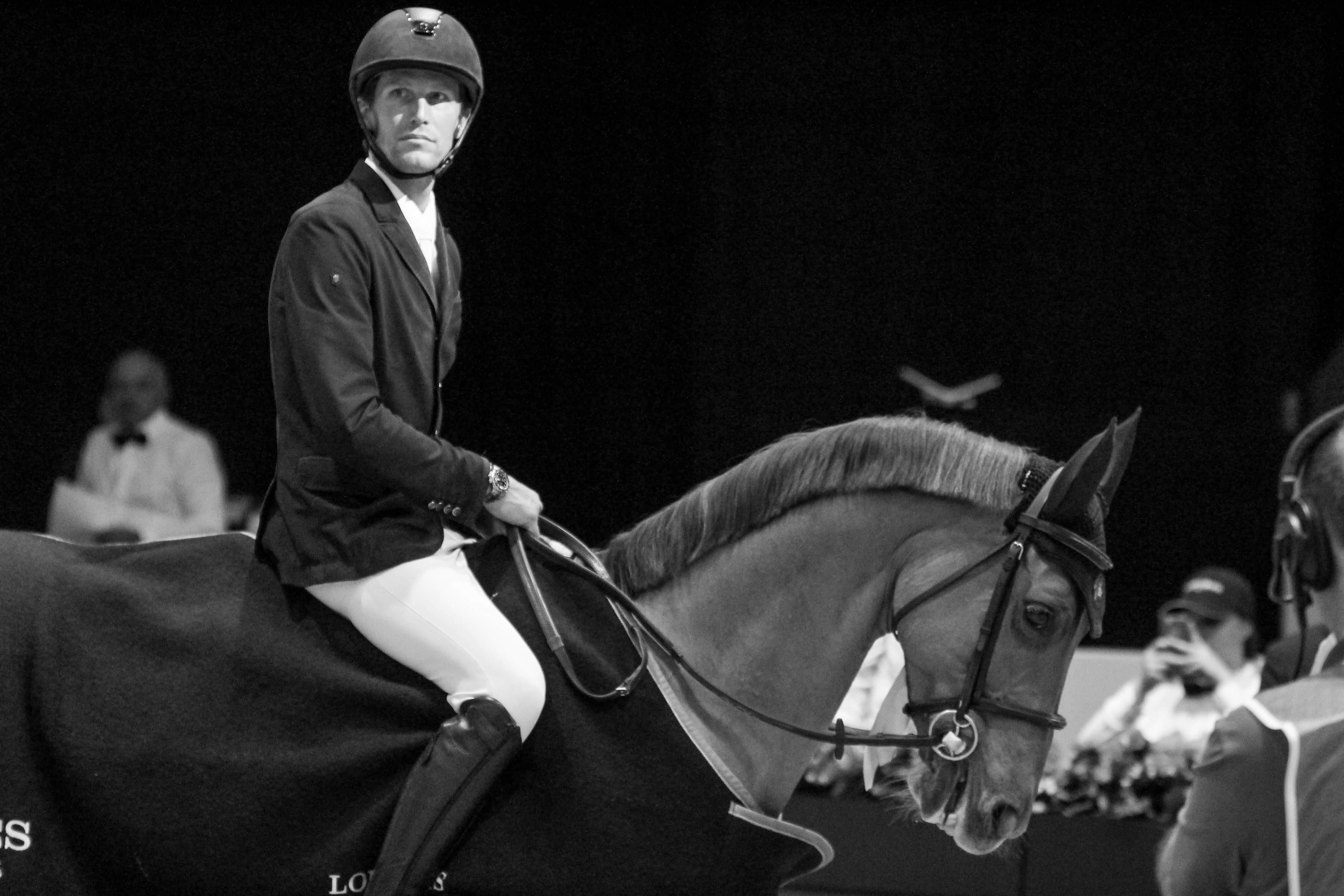 ©Longines Masters _ Equestrian _ News _ Salomé Leclerc _Puissance-0427