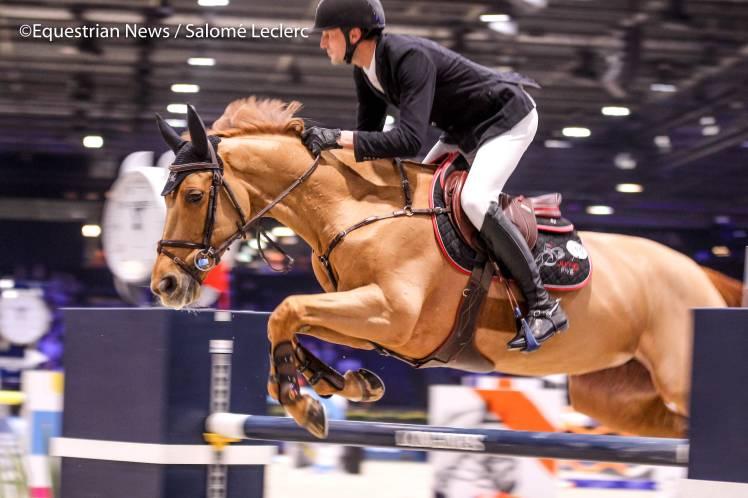 ©Longines Masters _ Equestrian _ News _ Salomé Leclerc _Puissance-9510