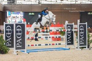 Cannelle ParamucchioetUhelem de Seille © Marie Oriol pour Equestrian News
