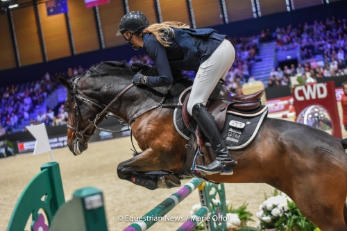 © Marie Oriol pour Equestrian News